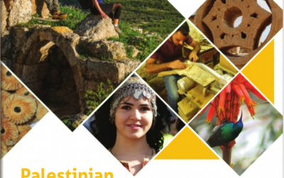 E-Book - Palestinian Heritage: 5 New Academic Researches