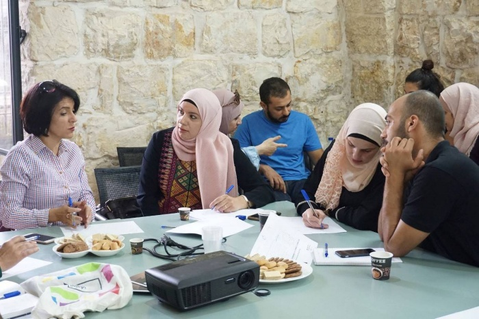 Training for Palestinian Local Authorities in France